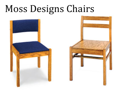 Moss Designs Chairs