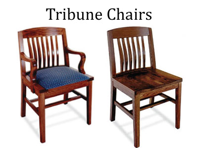 Tribune Chairs