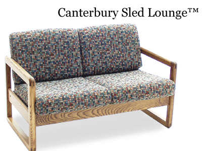 Canterbury Sled Lounge